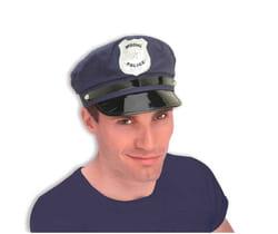 Фото Фуражка американского полицейского
