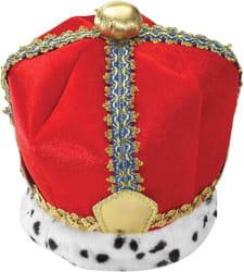 Фото Корона короля (бархат)