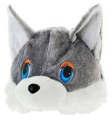 Фото Карнавальная шляпа Кот (серая) детская