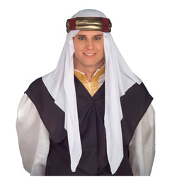 Фото Арабский головной убор