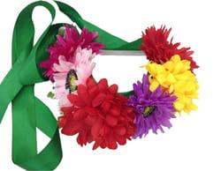 Фото Венок с цветами
