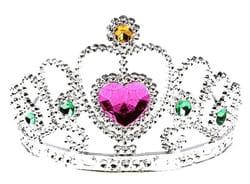 Фото Корона королевы Виктории серебряная