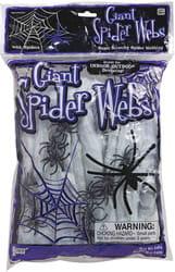 Фото Паутина с пауками
