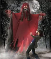 Фото Подвесной демон (высота 3м)