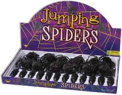 Фото Декорация для Хэллоуина Прыгающий паук