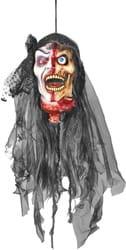 Фото Декорация для Хэллоуина Отрубленная голова вампирши