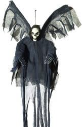 Фото Декорация Скелет с крыльями
