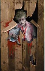 Фото Зомби в дверях