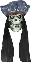 Фото Декорация на Хэллоуин Скелет пирата