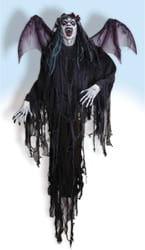 Фото Декорация на Хэллоуин Вампирша