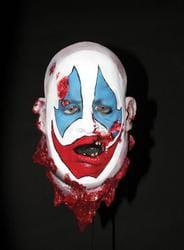 Фото Оторванная голова клоуна