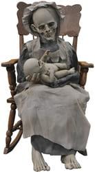 Фото Зомби с младенцем