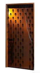 Фото Шторка на дверь Маленькие Черепки
