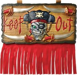 Фото Пиратская наклейка