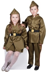 Фото Галифе на 9 мая детские