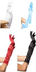 Фото Перчатки до локтя взрослые