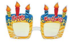 Фото Карнавальные очки Очки С Днем рождения
