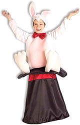 Фото Костюм Волшебный кролик детский