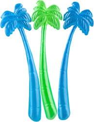 Фото Гавайский аксессуар Палочка-пальмочка