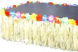 Фото Гавайское украшение для стола