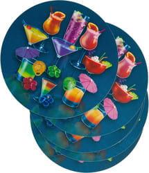 Фото Гавайский аксессуар набор салфеток