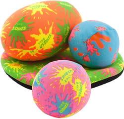 Фото Гавайские аксессуары мячики