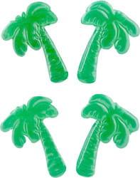 Фото Гавайский аксессуар Пальмочка-формочка для льда