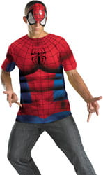 Фото Костюм Человек-Паук в футболке взрослый