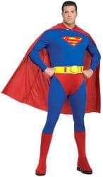 Фото Костюм Супермен (большой размер) взрослый