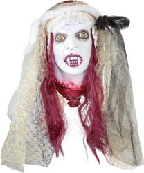 Фото Двуликая ведьма-вампирша