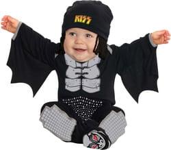 Фото Костюм Юный Демон - Джин Симмонс (группа Kiss) детский