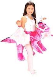 Фото Костюм наездницы на драконе детский