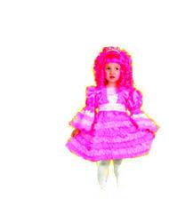 Фото Костюм Лиловое платье куклы детский