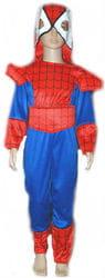 Фото Костюм Человек-паук в комбинезоне детский