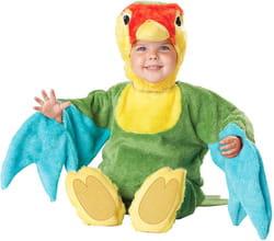 Фото Костюм Малыш-попугай детский