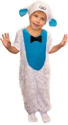 Фото Костюм Овечка с галстуком-бабочкой детский