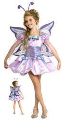 Фото Костюм Королева бабочек детский