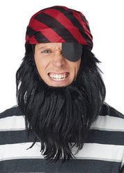 Фото Набор Пират взрослый