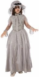 Фото Костюм Призрак викторианской леди детский