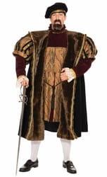 Фото Костюм Король Генри VIII взрослый