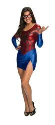 Фото Костюм Человек-паук в платье женский