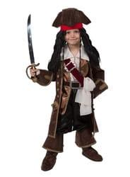 Фото Костюм Пиратка Атаманша детский