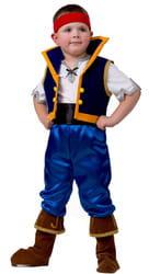 Фото Костюм Джейк (Пираты из Нетландии) детский