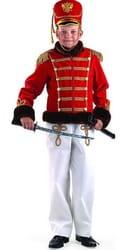 Фото Костюм бравый Гусарский офицер детский