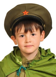 Фото Фуражка Командира детская