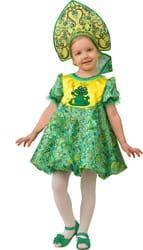 Фото Костюм Царевна-Лягушка сказочная детский