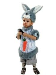 Фото Костюм Кролик Кроха детский