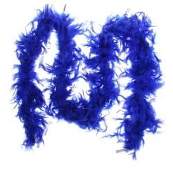 Фото Боа синее 2 м