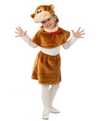 Фото Костюм Обезьянка в пелерине детский