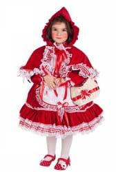 Фото Костюм Роскошная Красная шапочка детский
